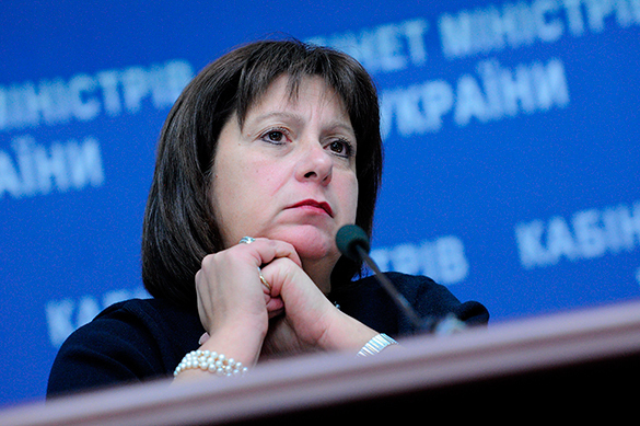 Ukraine to launch 'fresh diplomatic initiative' to return Crimea. Ukrainian Finance Minister Natalia Yaresko