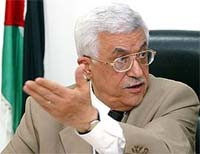 Abbas calls Europeans to give Hamas