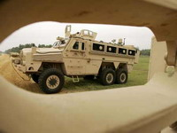Marine Corps to buy new bomb-resistant vehicles