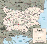 Bulgaria: presidential elections date - October 22