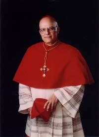 Cardinal Francis George released from the hospital