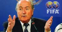FIFA president Sepp Blatter says clubs will never overshadow national teams