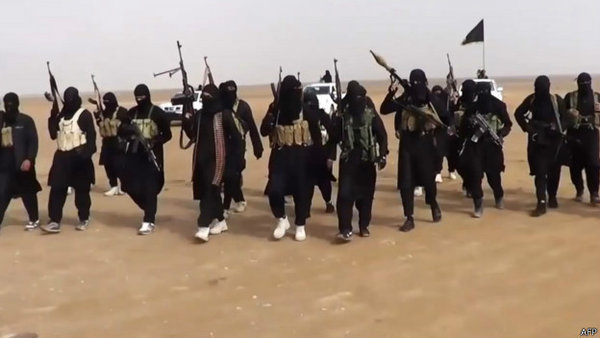 Islamic State: Sign Arnold Toynbee's prayer not granted. USA creates Islamic State