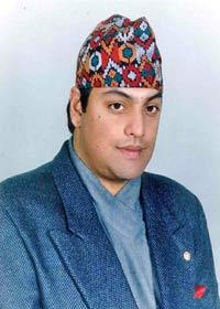 Nepal's Paras leaves hospital