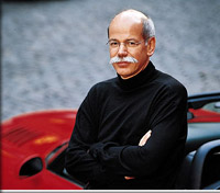 DaimlerChrysler CEO to rename company as Daimler AG