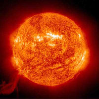 NASA Releases New Images of the Sun