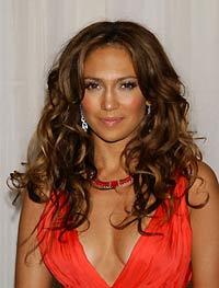 Jennifer Lopez's new line at New York Fashion Week