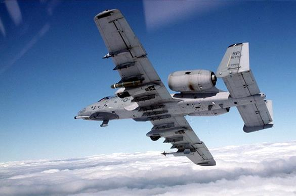 US Air Force keeps A-10 Thunderbolt attack aircraft for 'resurgent Russia'. A-10 Thunderbolt