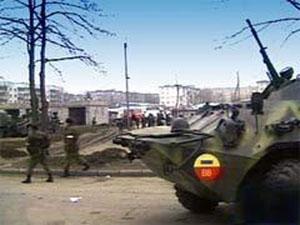Nalchik terrorist attack