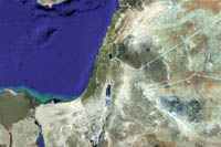 Earthquakes rock Israel