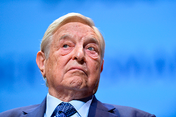 Soros: Russia's international reserves enough for two years. George Soros predicts EU collapse