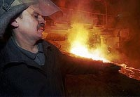 Fire at major Russian steel, iron factory kills at least 6, injures 8