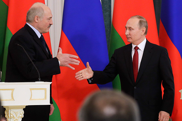 Russia Belarus agree to create joint market of natural gas. 60165.jpeg