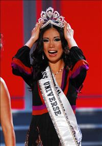 Japan's new Miss Universe wants to be american actress
