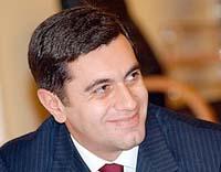 Georgian Okruashvili renews allegations against President Saakashvili