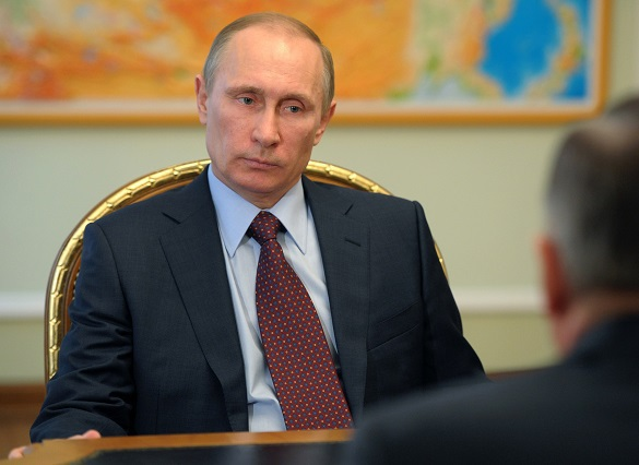 Russians name Putin Person of the Year in Politics. Vladimir Putin named Person of the Year in Russia