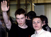 Group of underage Russian skinheads sentenced for building 'new paradise'