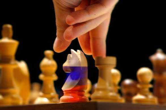 Putin Is Winning the Final Chess Match With Obama. Chess Match