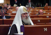Europe revolts against lesson of morality from Russian Orthodox Church