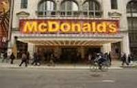MacDonald's Shares Up
