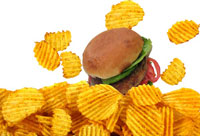 Junk Food Develops Addiction to Drugs