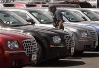 Auto Sales Fall in September