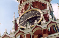 Russia to Adopt International Time Zone System
