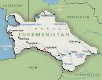 Turkmenistan publishes law spelling out president's powers and duties