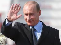 Putin, Stalin, Russia