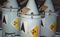 Europe Exhausted in Nuclear Siege