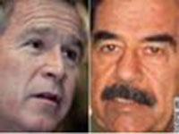 Death warrants – Saddam 148, Bush 152
