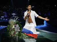 Eurovision song contest becomes another triumph for Russia