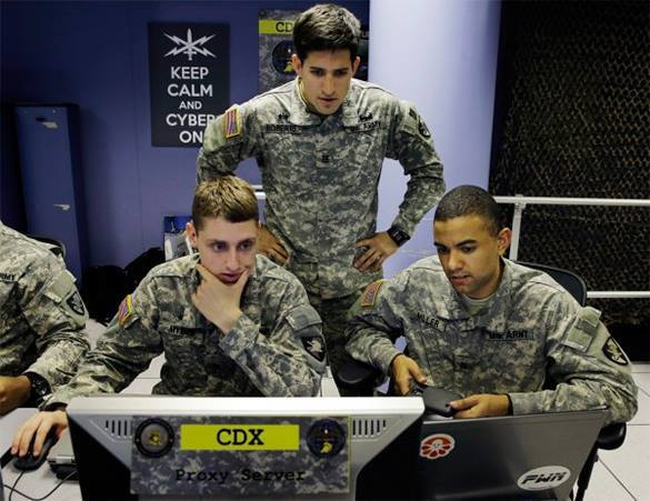 Pentagon under threat of Cyber Caliphate. Cyber attack