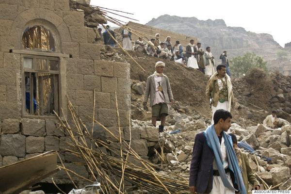 Yemen's plight and Britain's
