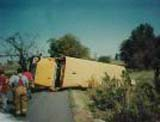 Bus accident in Germany: 3 killed