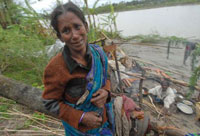 Bangladesh Foreign Ministry asks for foreign aid for cyclone victims