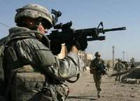 USA covers its tracks in Iraq