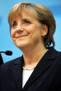 Germany's Merkel optimistic about toughening terror laws