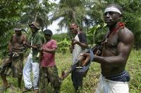 Nigeria militants to release foreign captives