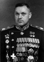 Soviet Marshal Konstantin Rokossovsky