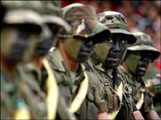 Venezuela, like U.S., to hold military exercises in the Caribbean