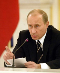 Putin dissolves government