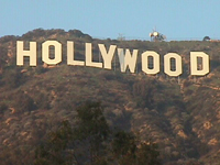 Night comedy shows hit by Hollywood writer's strike