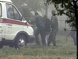 Terrorist attack in Nalchik