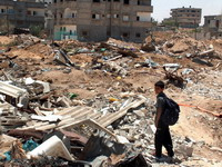 Israel launches airstrikes in Gaza