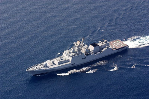 Russia's state-of-the-art frigate Admiral Grigorovich sets off to Syria. 59177.jpeg