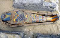 Mummy with tattoos found in Peru