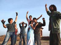 Bollywood movie 'Rang de Basanti' entered for best foreign film Oscar