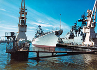 Russian government changes shipbuilding strategy
