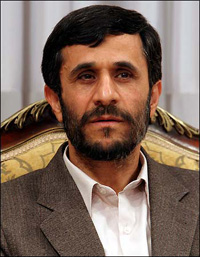 Iran's Ahmadinejad makes rare visit to Saudi Arabia